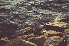 6016x4016 Wallpaper stones, sea, waves