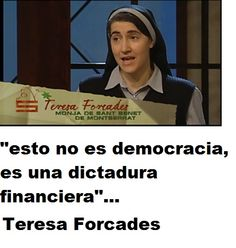 Dictadura Financiera por Teresa Forcades
