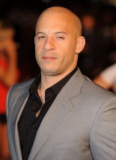 Vin Diesel  This hunky actor's name is actually quite eloquent. He's really Mark Sinclair Vincent.www.celebrio.in #celebrio