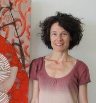 Celine Veilhan, French artist, Galerie Oocker