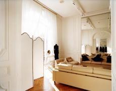 Jacqueline Hassink - Haute Couture Fitting Rooms, Paris, 1966