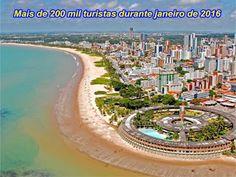 ACONTECE: As praias da Paraíba estão em alta