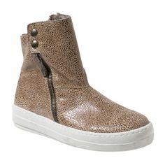 Boots sneaker fourrées, Femme