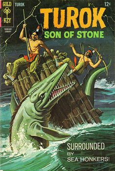 Gold Key - Turok Son Of Stone - No.60 - Jan,1968