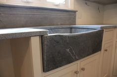 farmhouse soapstone kitchen sink | Soapstone Sinks farmhouse-kitchen-sinks