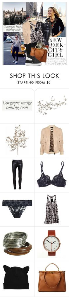 """Best of 2015: Gigi Hadid!"" by winfreda ❤ liked on Polyvore featuring LOFT, Maybelline, RoomMates Decor, Dolce&Gabbana, Yves Saint Laurent, La Perla, STELLA McCARTNEY, H&M, Julie Fagerholt Heartmade and Uniform Wares"
