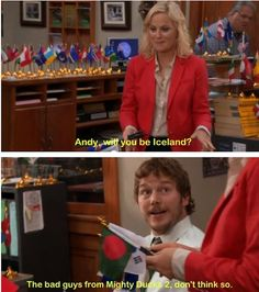 In case you already didn't, here are 26 reasons you should want Andy Dwyer to be your best friend.