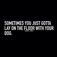 All the times.. Dogs make the world a better..