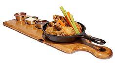 Crispy Naked Wings--New on the DC Happy Hour menu | Food & Restaurant News | Washingtonian