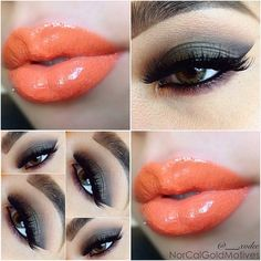 Moss Green Smokey Eye https://www.makeupbee.com/look.php?look_id=94604