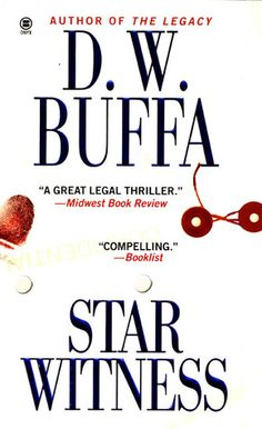 Star Witness by D.W. Buffa I haven't read this yet, but I will soon!!