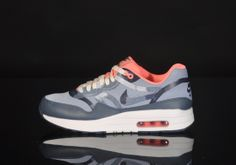 sneakers for cheap 6232f d6fe4 Nike Air Max 1 blue and coral pink  3 it. isabelle · schuhe