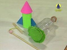 Sabor de Vida | Brinquedos Reciclados por Professor Sassá - 16 de Outubr...
