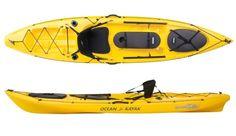 Ocean Kayak Prowler Trident Fishing Kayak Review
