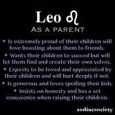 ZODIAC SIGNS AS A PARENT_Leo_Zodiac Society