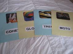 Materiales para Educación Infantil: LOS MEDIOS DE TRANSPORTE