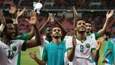 Arabia Saudita se convierte en la octava escuadra clasificada a Rusia 2018