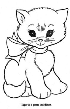 HiFlyer Color pg 46 is part of Cat coloring page - HiFlyer Coloring Book Published by Samuel Lowe Company Kenosha, Wisconsin in 1966 Cat Coloring Page, Coloring Book Pages, Printable Coloring Pages, Coloring Pages For Kids, Kids Coloring, Embroidery Patterns, Hand Embroidery, Embroidery Tattoo, Colorful Pictures