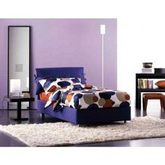 Single #bed Nathalie with #storage base by @flouspa