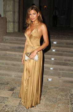Eva Mendes in Gucci