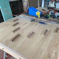 003 Kitchen Island w/ Arrows | New Life Woodworking New Life, Bowling, Arrows, Repurposed, Kitchen Island, Tables, Woodworking, Furniture, Home Decor