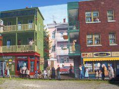 Murales de Sherbrooke