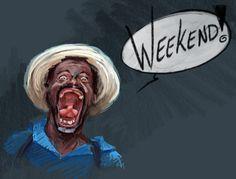 Have a nice weekend everyone!   www.ewoudbakker.com