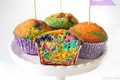 Muffin arlecchino, scopri la ricetta: http://www.misya.info/2014/02/28/muffin-arlecchino.htm
