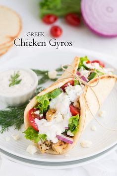 Easy Greek Chicken G