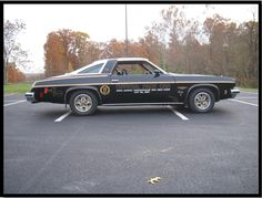 1974 Hurst Olds Pace Car