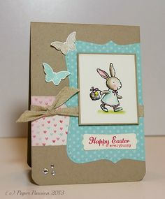 Paper Passion: ♥ Happy Easter everybunny