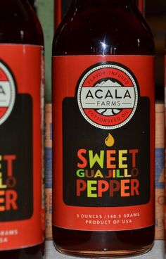 Sweet Guajillo Pepper Infused Cottonseed Oil by Acala Farms on Gourmly