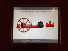 Interactive information technology at the Science Museum