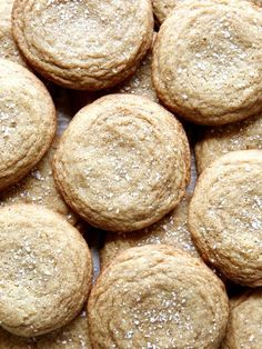 """Chocolate """"Chipless"""" Cookies - Your favorite cookies, just without the chocolate chips! You won't miss the chocolate, I promise."""