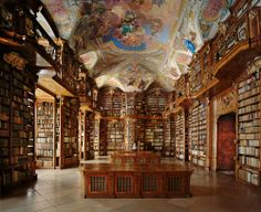 The Melk Library
