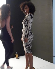 """Tracee Ellis Ross on Instagram: """"Another @EssenceMag moment! Behind the scenes at my 2011 Fall Fashion cover shoot #Essence #BWIH #BTS"""""""