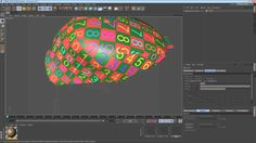 Fuel Tank UV Mapping in Cinema 4D