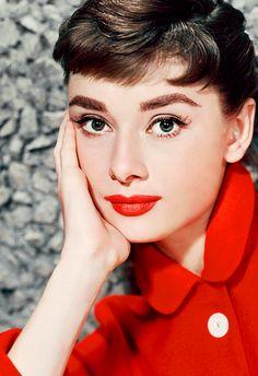 Audrey Hepburn c. 1950s