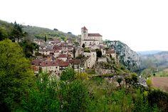 Saint-Cirq, Francia. Foto de Jesús Oliver Camino. #LPTraveller #postalesLP #saintcirq #francia