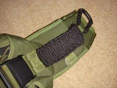 Paracord Strap Wrap