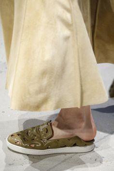 Дерек Лэм Весна 2016 готовой одежды Аксессуары для фото - моде