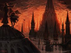 Kredik Shaw from Brandon Sanderson's Mistborn...That is exactly how I imagined it.