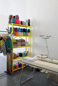 New Studio by ALL Knitwear, via Flickr