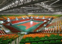 Rio 2016 handball arena will dismantle to become four schools