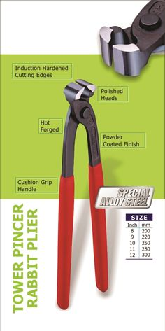 Top Cutting Plier Plumbing Tools Hand Tool Sets