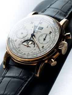 Patek Philippe Ref. 2499 2nd Series