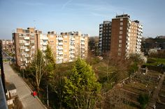 https://flic.kr/p/bC95dD | South Tottenham | Tiverton on an early spring afternoon