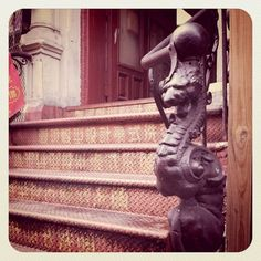 Shots from the Neighborhood. Dragon Detail. Chinatown & LES. NYC.