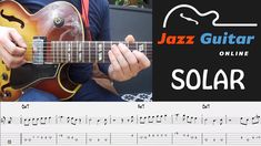 Stompin' at the Savoy is a swing-era jazz standard written in In this lesson, you will learn a chord melody arrangement of Stompin'. Easy Guitar Chords, Guitar Riffs, Guitar Chord Chart, Guitar Tabs, Guitar Scales, Blues Guitar Chords, Guitar Solo, Music Guitar, Playing Guitar