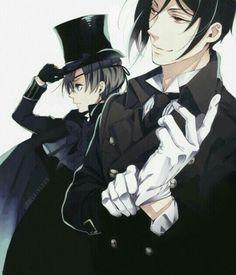 Sebastian, Ciel; Black Butler